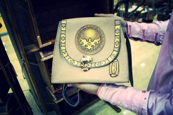 Nomadic Leathern Handbag
