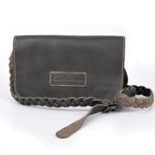 Mongolian Hazaar Square Men's Handbag