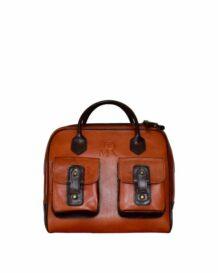 Mongolian MR Leather Bag
