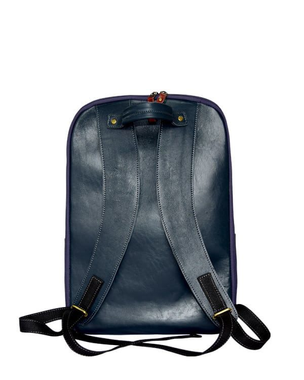 Mongolian MR Men's Leather Gentlemen Bag