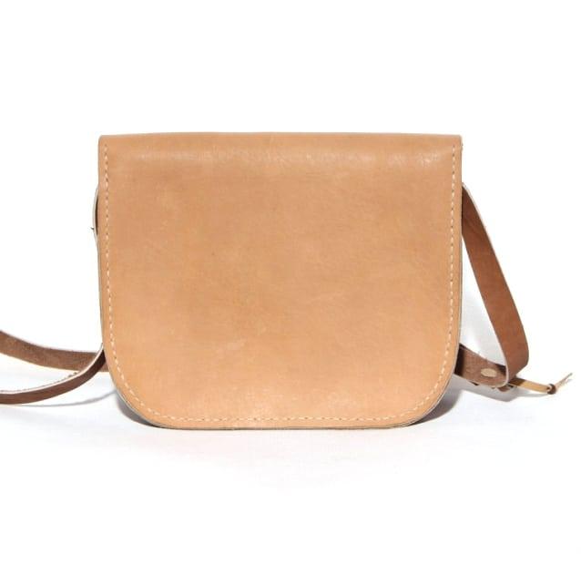 Nomadic Leather Bag back side