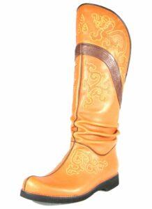 Nomadic boots