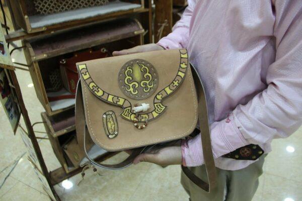 Nomadic Leathern Bag
