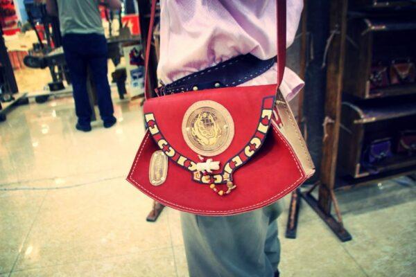 Nomadic Leathern Shoulder Bag