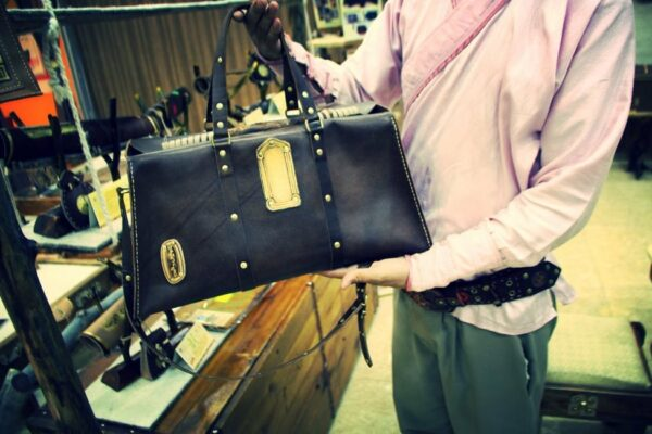 Nomadic Leathern Travel Bag
