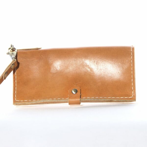 Nomadic Light Brown Wallet