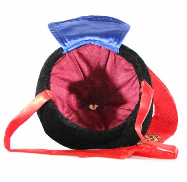 Wrestler's Red Hat inside
