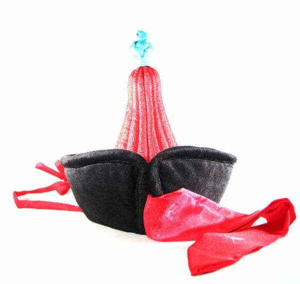 Back of the mister hat