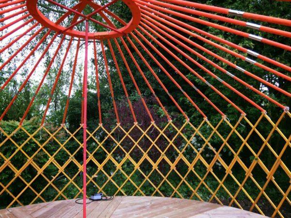 Camping Yurt frame