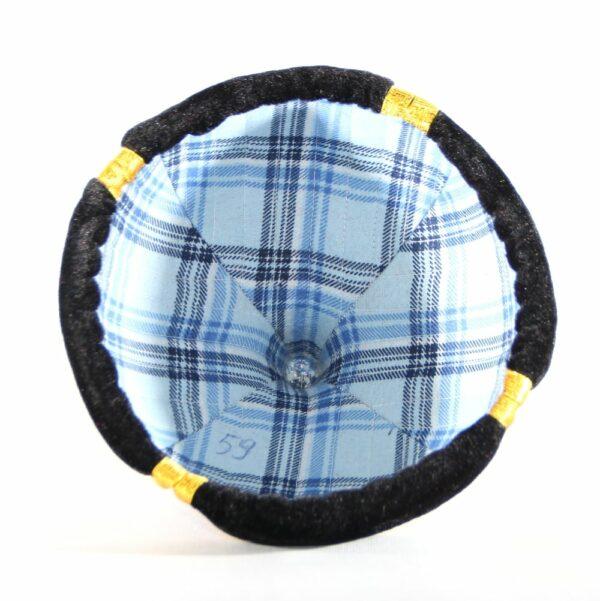 Ethnic Velour hat