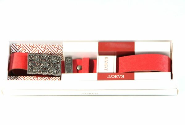 Traditional Belt packaged in box