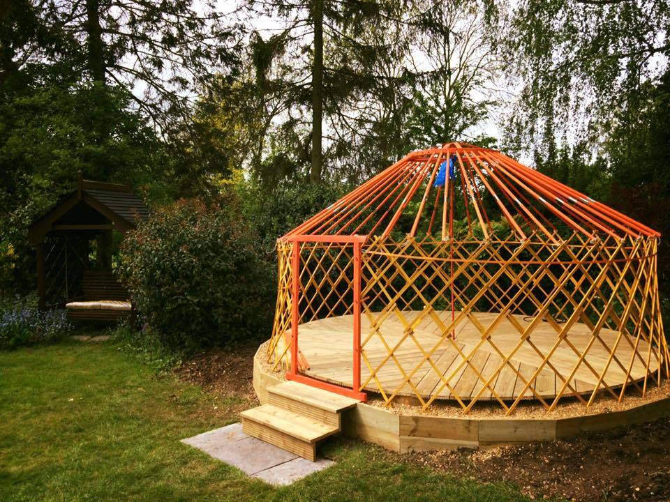 Camping Portable Yurt Fit In Car Mongolian Store A yurt is a round, domed shelter originally used by nomads in central asia. 14 ft camping yurt ger