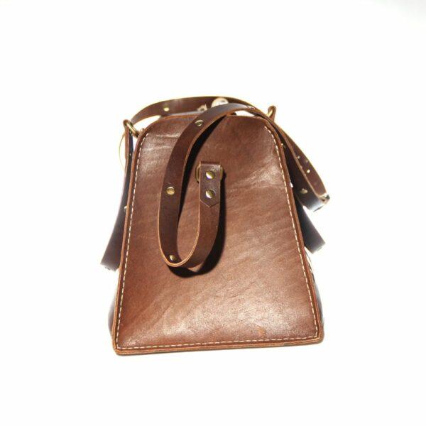 Nomadic Leather Shoulder Bag side