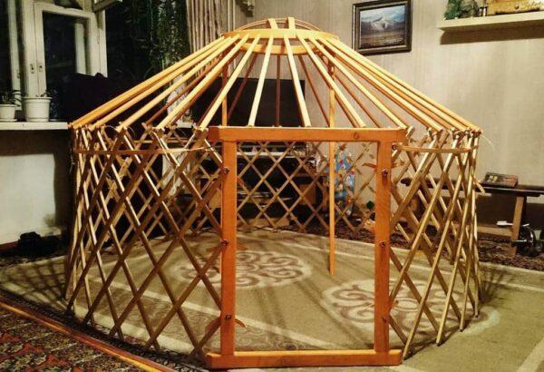 Mongolian traditional kids yurt