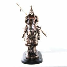 Genghis khan Sculpture