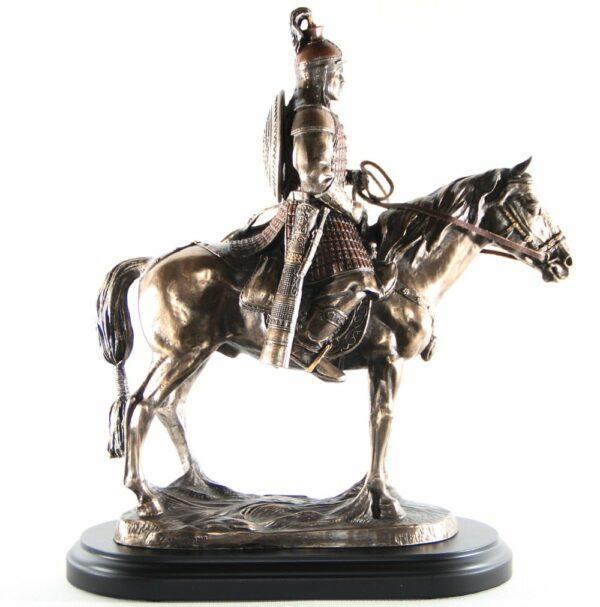 Khishigten soldier of Genghis khan