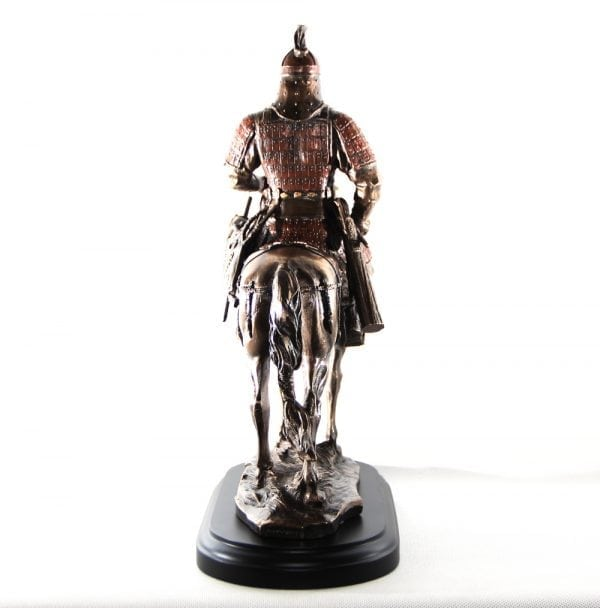 Monoglian Warrior Back