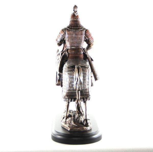 Mongolian warrior side