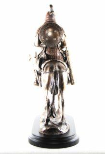 Warrior sculpture from XIII century
