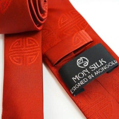 Mongolia necktie