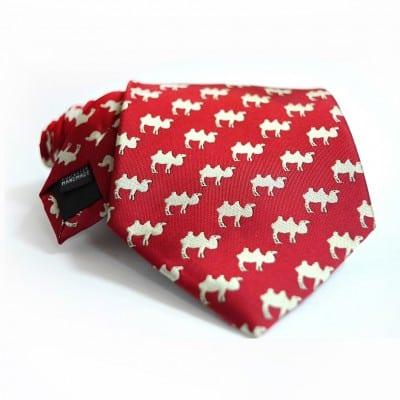 Mongolian tie