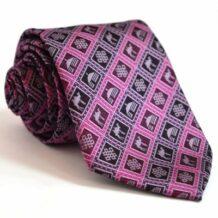 Mongolian Purple necktie