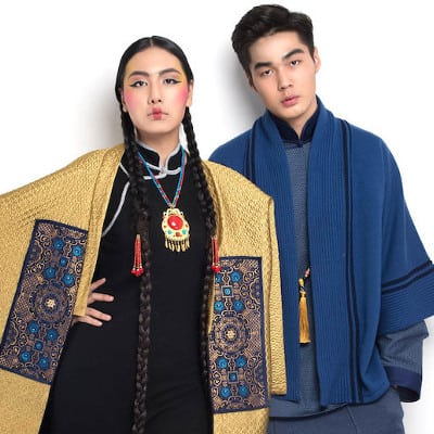 Mongolian clothing future