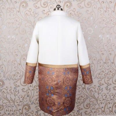 Mongolian deel jacket