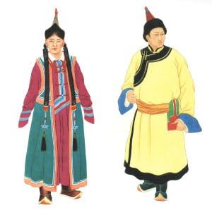 Mongolian Hat, Boots