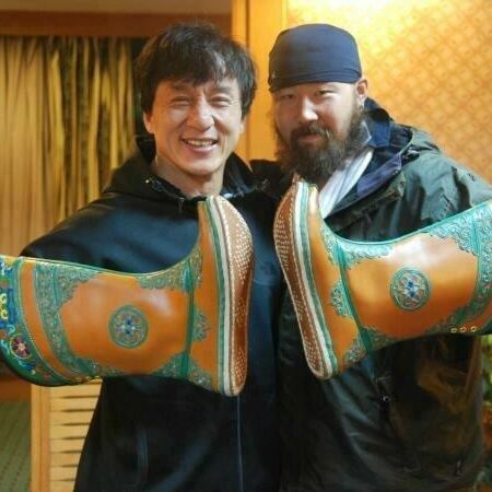 How Mongolian Boots Invented from Life of Nomadic People
