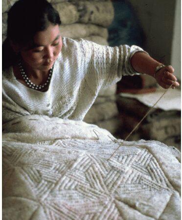 Mongolian Felt crafts