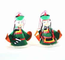 Mongolian Small Doll