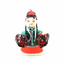 Mongolian Small Female Doll