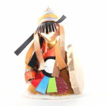 Mongolian Small Shaman Doll