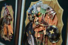 монгольское настенное искусство