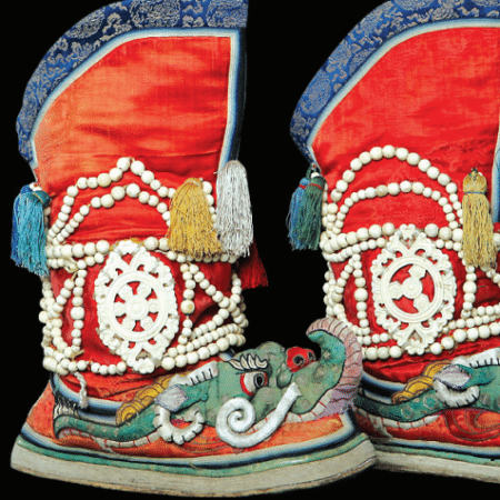 Mongolian Traditional Craftsmanship