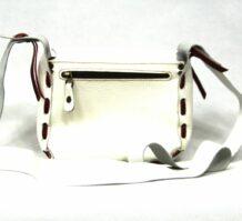 与艺术的蒙古小白色袋子