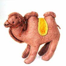 Mongolian Felt Camel