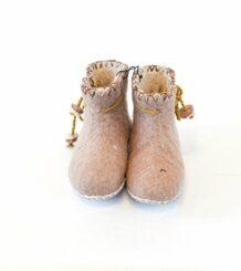 Mongolian Felt Boots