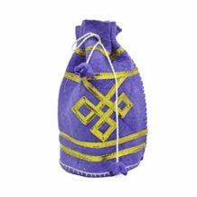 Mongolian Felt Bag