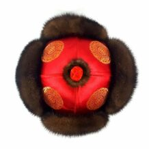 Mongolian Fur Hat