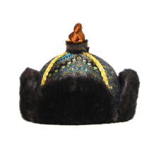 Mongolian Faux Fur hat 2