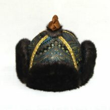 Mongolian Faux Fur hat