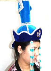 Mongolian Queen's Hat