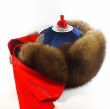 Mongolian Faux Fur hat
