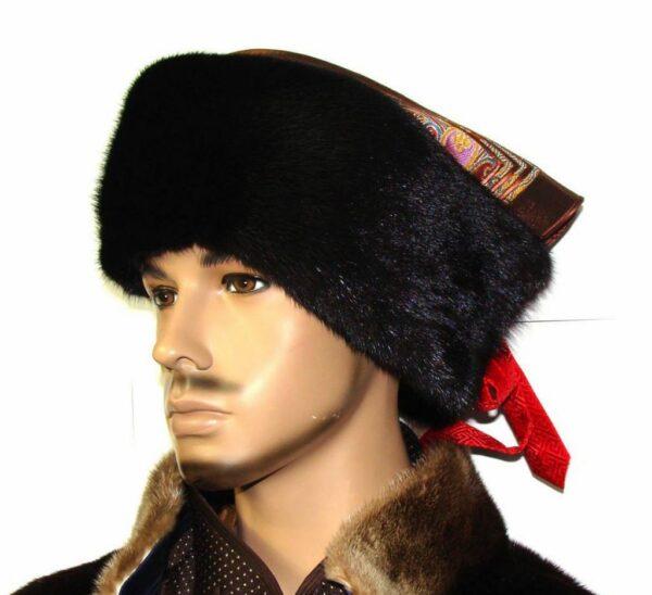 mongolian fur hat