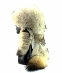 Хвост хвоста монгольского волка