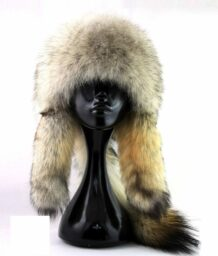 Wolf Tail Hat