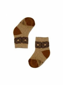brown baby socks 2