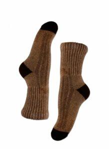 brown male socks 2